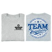 Team Hospitality Positive 2-Sided T-Shirt - Personalized