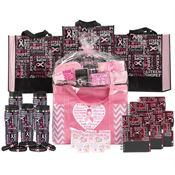51-GIft Breast Cancer Awareness Budget Raffle Pack
