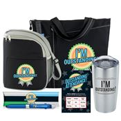 Outstanding Attendance Scratch & Win Prize Pack