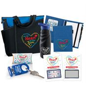 Volunteers Are The Heart Of Our Team Scratch & Win Raffle Pack