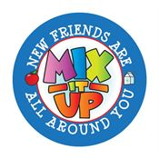 New Friends Are All Around You Mix It Up Stickers