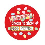 Smarties® Choose To Be Show Good Behavior Stickers