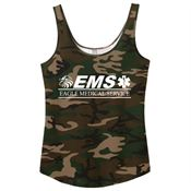 District® Women's Camo Cotton Tank - Personalization Available