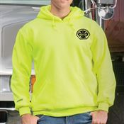 Game® Solid Hi-Vis Hoodie - Personalization Available