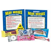 Near Misses Awareness Treat Pack