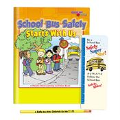 School Bus Safety Starts With Us Grades 1-3 Value Kit