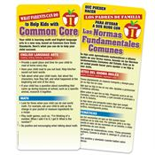 What Parents Can Do To Help Kids With Common Core Glancer With Magnet for 1st Graders