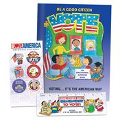 Be A Good Citizen: Vote 99¢ Value Kit
