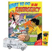 What To Do In An Emergency Grades K-2 Value Kit