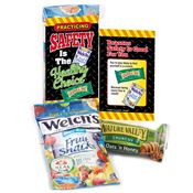Practicing Safety Is The Healthy Choice Treat Pack