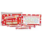Smarties® Choose To Be Drug Free Treat Packs