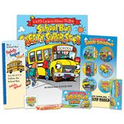 School Bus Safety Super Star Educational Activity Pack