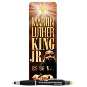 Martin Luther King Jr. Religious Theme Bible Marker And 3-In-1 Highlighter Pen Combo