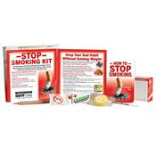 Stop Smoking Kit With Card - Personalization Available