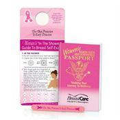 Pink Breast Health Budget Awareness Pack - Personalization Available