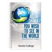 Be The Change You Wish To See In The World College Student Planner