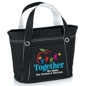 Together We Make Our School A Success Jericho Mini Tote