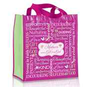 Mothers Are A Gift From God Non-Woven Laminated Tote