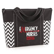 Emergency Nurses: Making Every Second Count Chevron Tote