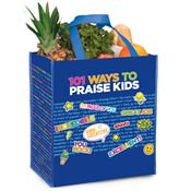 101 Ways To Praise Kids Laminated Tote Bag
