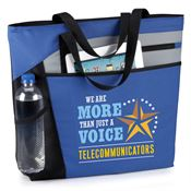 Telecommunicators: We Are More Than Just A Voice Mercer Tote Bag