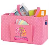 Breast Cancer Awareness... It's Not Just A Month Pink Lynbrook Utility Tote