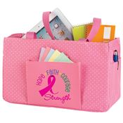 Hope, Faith, Courage, Strength Lynbrook Utility Tote