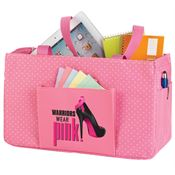 Warriors Wear Pink Lynbrook Utility Tote