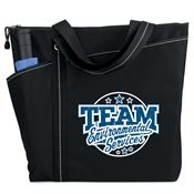 Team Environmental Services Meadowbrook Tote Bag