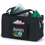 Respiratory Care: Be Well, Breathe Well Lynbrook Utility Tote