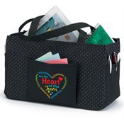 Volunteers Are The Heart Of Our Team Lynbrook Utility Tote