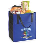Volunteers Make The World A Brighter Place Arbor Shopper Tote Bag