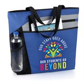 Our Staff Goes Above, Our Students Go Beyond Mercer Tote Bag