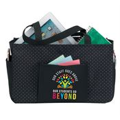 Our Staff Goes Above, Our Students Go Beyond Lynbrook Utility Tote