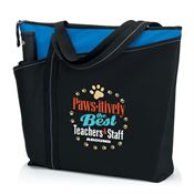 Paws-itively The Best Teachers & Staff Around Meadowbrook Tote Bag