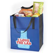 I Love The Lab Arbor Jumbo Shopper Tote Bag