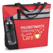 Phlebotomists: Collecting With Care Mercer Tote Bag