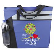 Behind Every Great Nursing Home Is A Great Staff Mercer Tote Bag