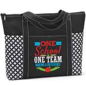 One School, One Team: Making A Difference Atlantic Utility Tote