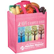 Hope Is Always In Season Laminated Eco-Shopper Tote - Personalization Available