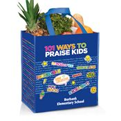 101 Ways To Praise Kids Laminated Tote Bag - Personalization Available