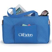 Lynbrook Utility Tote (Blue) - Personalization Available