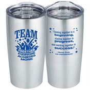 TEAM: Together Everyone Achieves More Everest Vacuum Tumbler