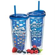 Dietary Services: Excellence Is In Every Bite! Fruit-To-Go Infuser Tumbler