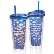 Thanks For Making A Difference Fruit-To-Go Infuser Tumbler 22-oz.