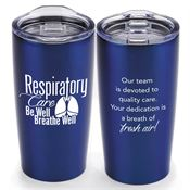 Respiratory Care: Be Well, Breathe Well Everest Tumbler