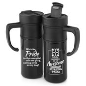 Proud Member Of An Awesome Emergency Nursing Team Montauk Insulated Travel Mug 15-oz.