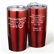 Phlebotomists: Collecting With Care Everest Vacuum Tumbler