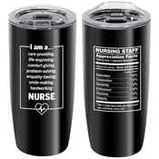 I Am A... Nurse Stainless Steel Travel Tumbler 20-Oz.
