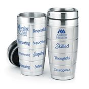 Nursing Stainless Steel Message Tumbler - Personalization Available
